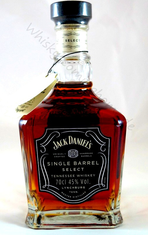 Jack Daniels Single Barrel Select Tennessee Whiskey
