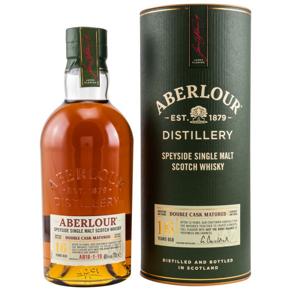 Aberlour 16 Jahre Double Cask Matured