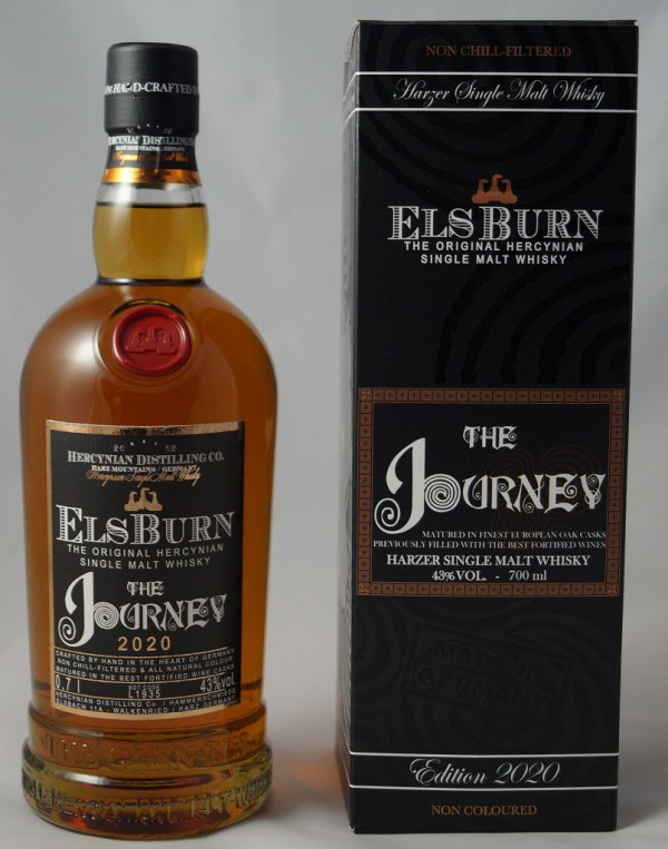 ElsBurn The Journey Edition 2020