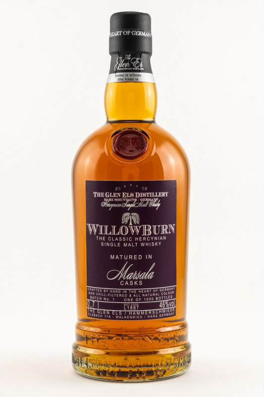 Glen Els Willowburn Marsala Cask 2019 Batch 1