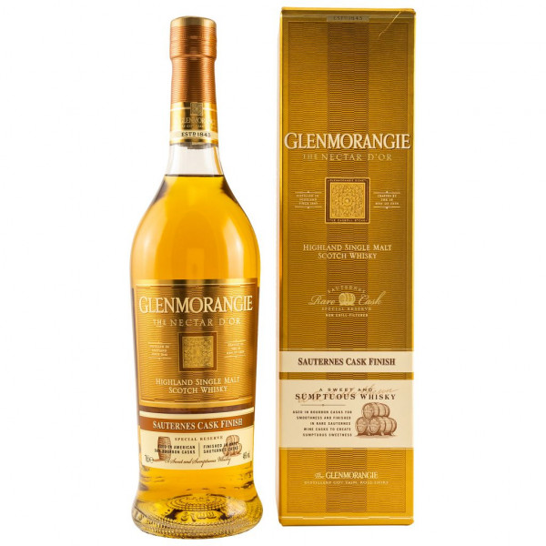 Glenmorangie Nectar d'Or front