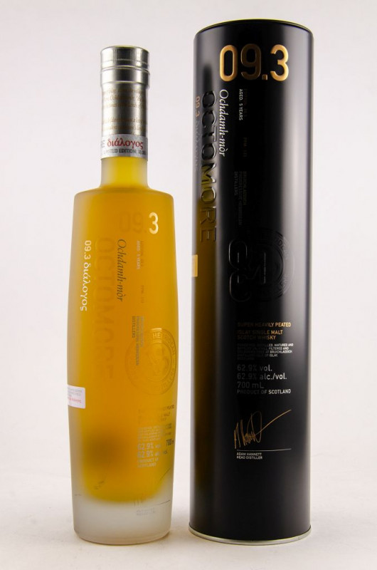 Octomore 9.3 (5 Jahre) front
