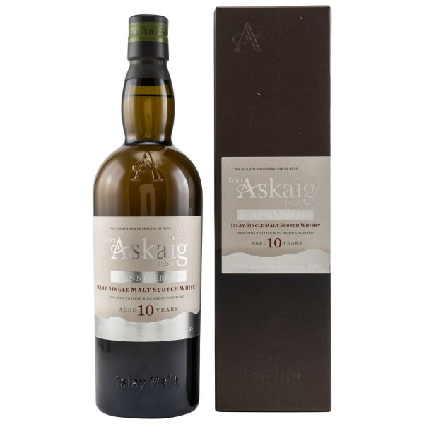 Port Askaig 10 Years Old - 10th Anniversary