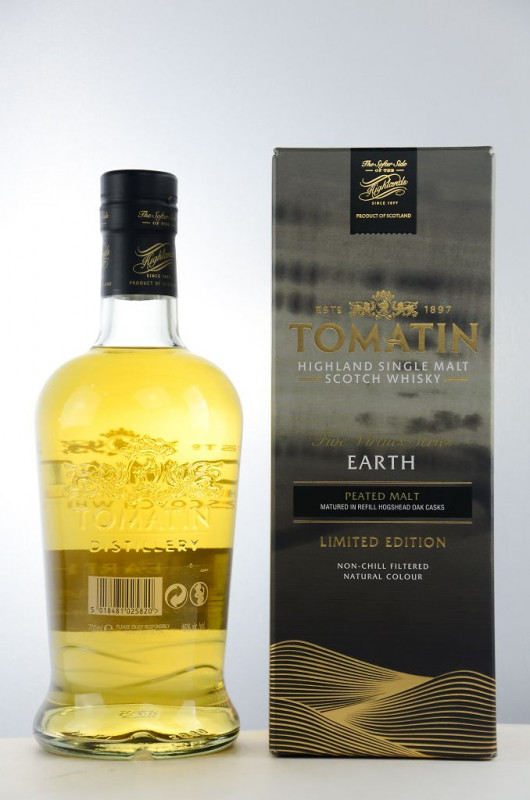 Tomatin Earth back