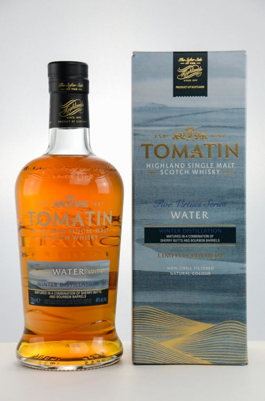 Tomatin Water front