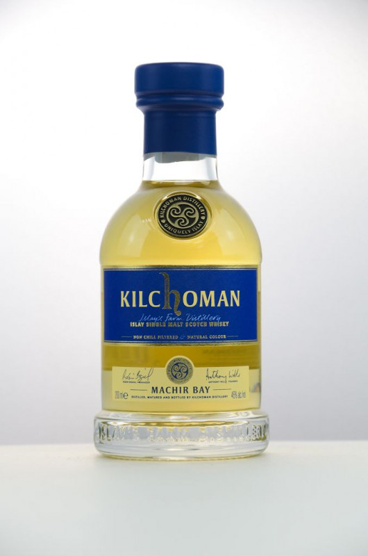 Kilchoman Machir Bay / 200ml front