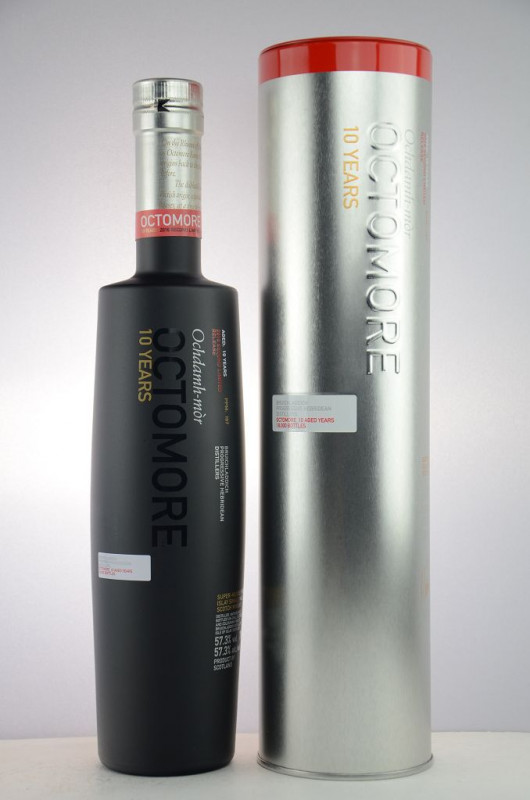 Octomore Ten - Second Edition
