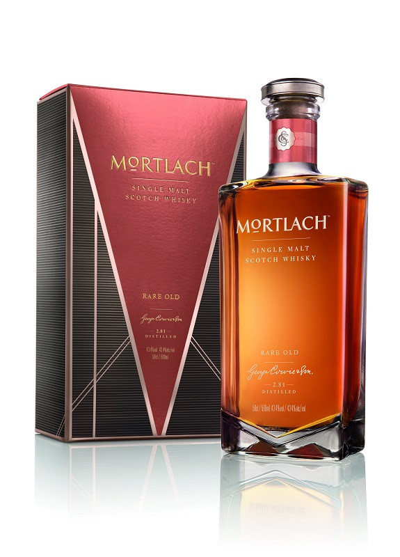 Mortlach Rare old