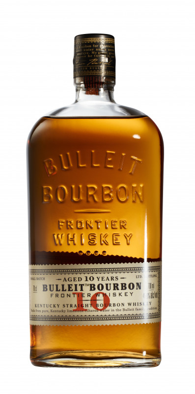 Bulleit 10 Jahre Kentucky Straight Bourbon Whiskey
