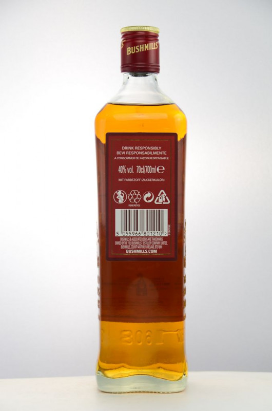 Bushmills Red Bush back