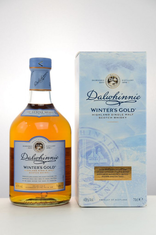 Dalwhinnie Winter's Gold front
