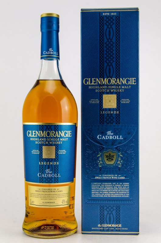 Glenmorangie The Cadboll front