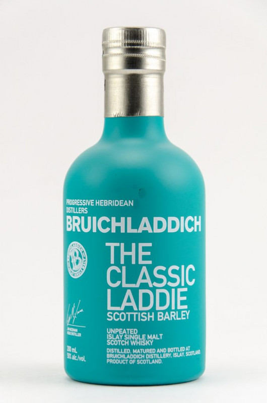 Bruichladdich Scottish Barley The Classic Laddie  (0,2l) front