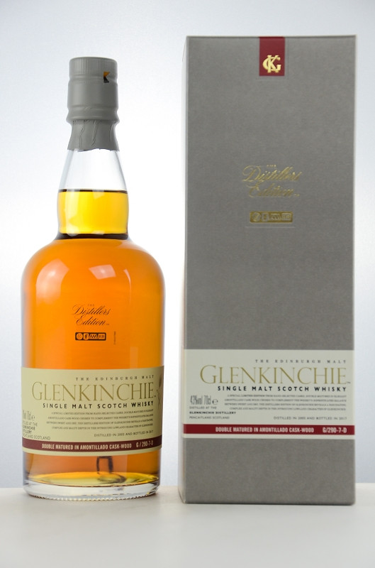 Glenkinchie Distillers Edition 2017 Front